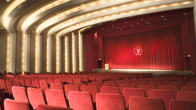 dga theater room
