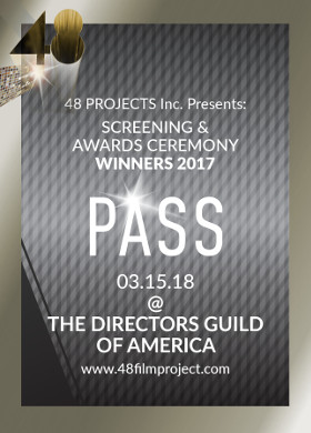 Screening - Awards Ceremony - General Admission Ticket
