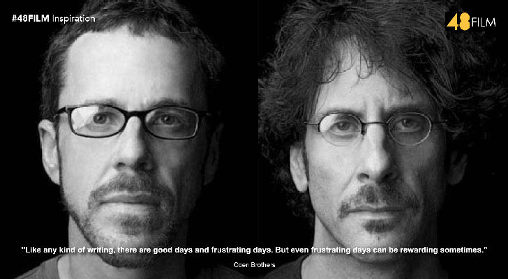 48FILM Inspiration Coen Brothers