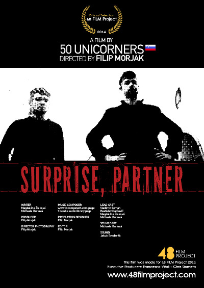 Surprise Partner by 50 UNICORNERS