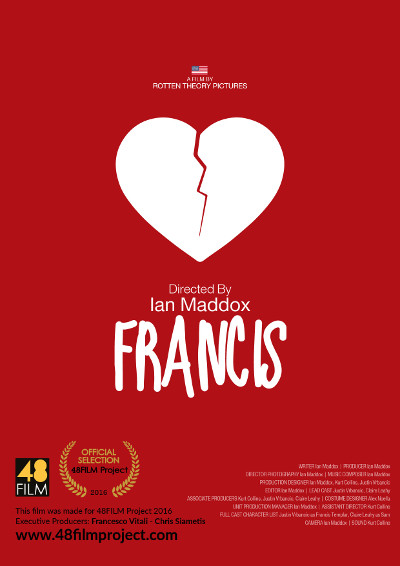 FRANCIS (USA – CALIFORNIA)