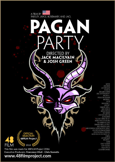PAGAN PARTY (USA – CALIFORNIA)