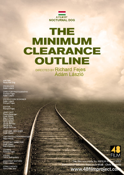 THE MINIMUM CLEARANCE OUTLINE